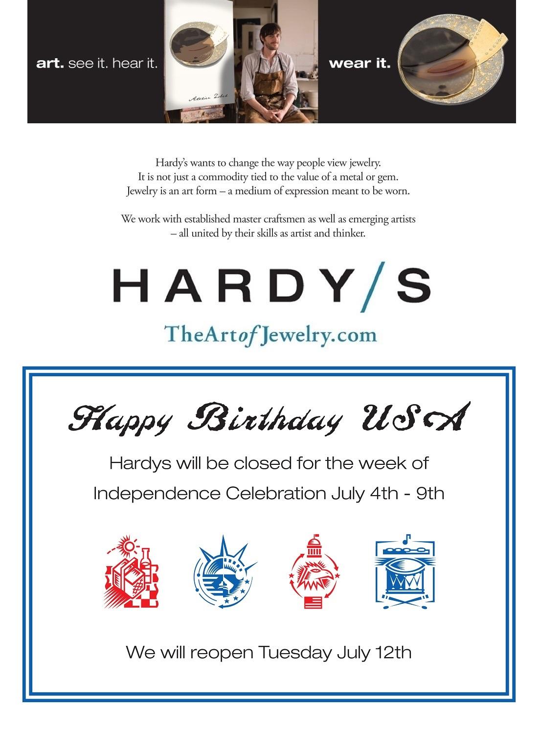 Hardy's Jewellers   The Art of Jewelry   Virginia Beach