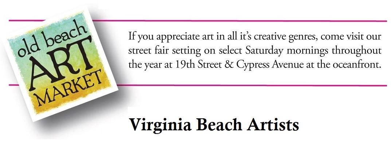 Artists in Virginia Beach