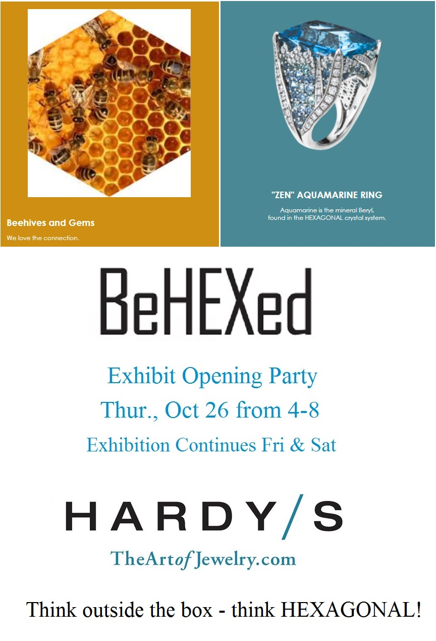 Exhibit Opening Party - The Art of Jewelry