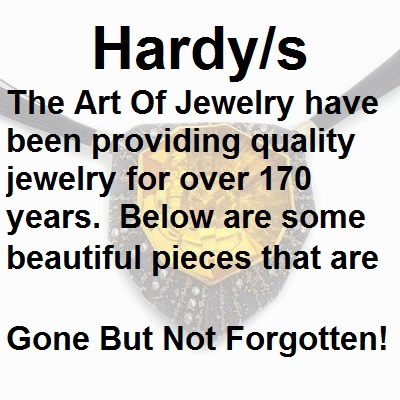 Gone But Not Forgotten Jewelry